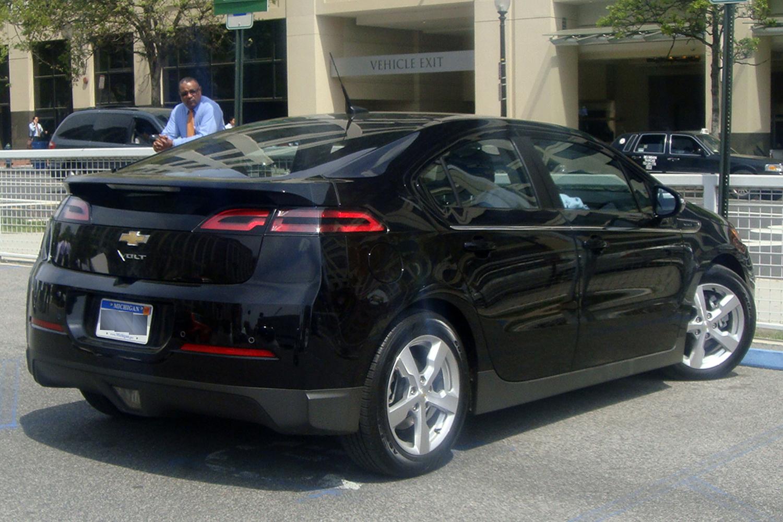 Photo of Chevrolet Volt sedan: 72% 5-year depreciation rate