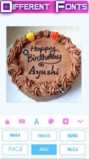 Write Name On Cake  – Birthday Cake With Name 2019 2