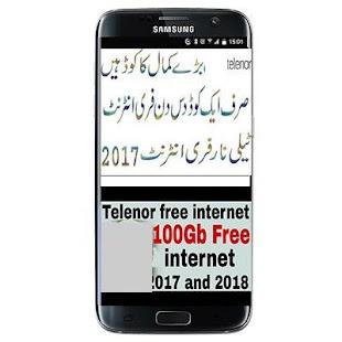 Telenorr Internet Packages - náhled