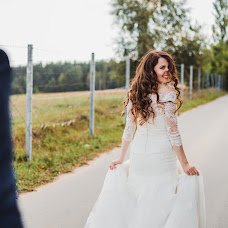 Wedding photographer Marina Vladimirskaya (marinasirosh). Photo of 15.03.2017