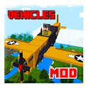 Vehicles Mod MCPE - Tranport Mods and Addons icon