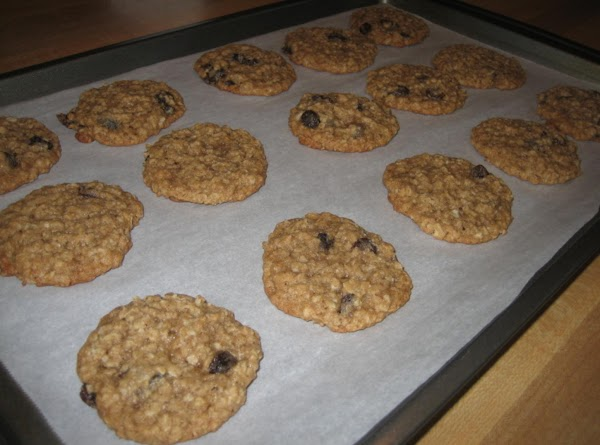 Let cool on cookie sheet for 2-5 minutes or until firm enough to transfer...