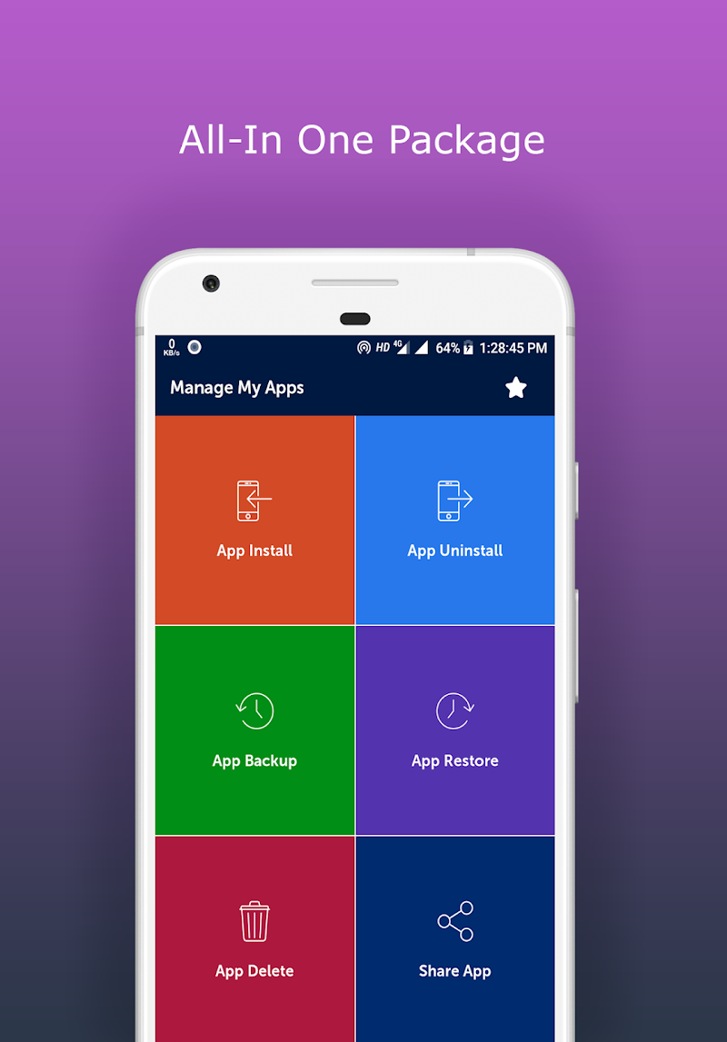 Manage My Apps-APK Installer, Uninstaller & Backup APK Cracked Free