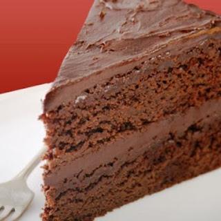 Original Miracle Whip Chocolate Cake.