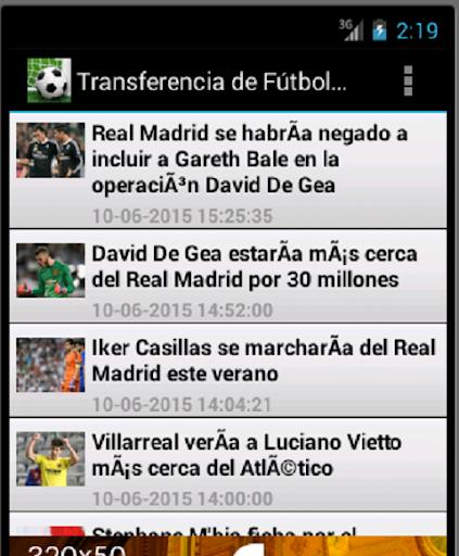 Fútbol Noticias