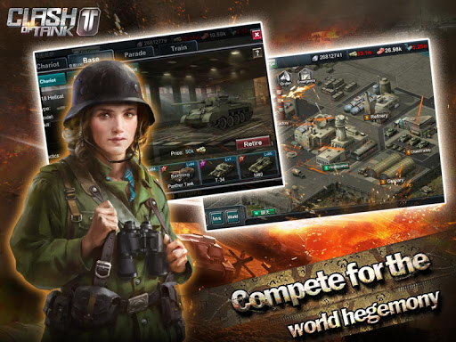 Clash of Tank screenshot 9