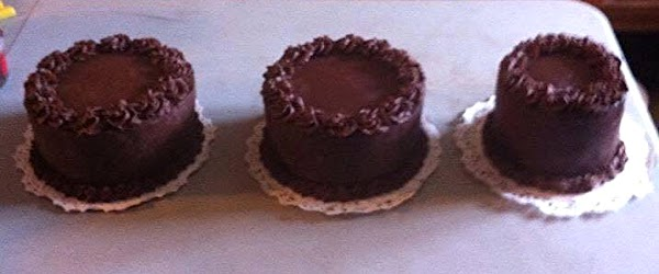 Chocolate Liquor Cake Recipe