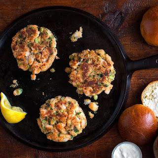 Shrimp Burgers