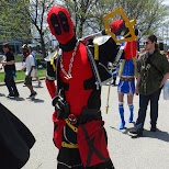 Anime North 2014 in Mississauga, Ontario, Canada