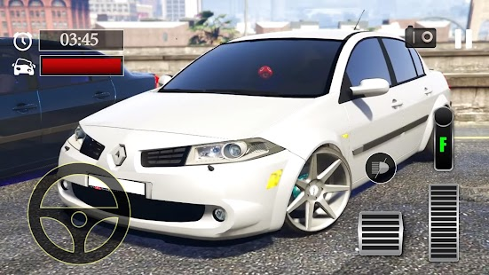 Car Parking Renault Megane 2 Simulator - náhled