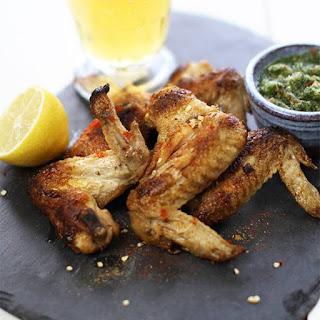 Hot Fiery Chicken Wings