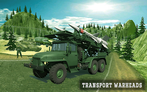 Army Missile Launcher Truck Burma - náhled