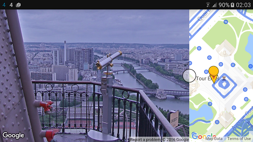 Street Panorama View 4.0.2 screenshots 11