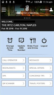 The Ritz-Carlton Hotels- screenshot thumbnail