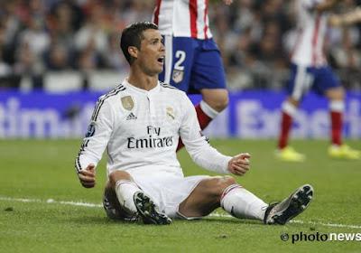 """Le geste très """"CR7"""" de Cristiano Ronaldo"""