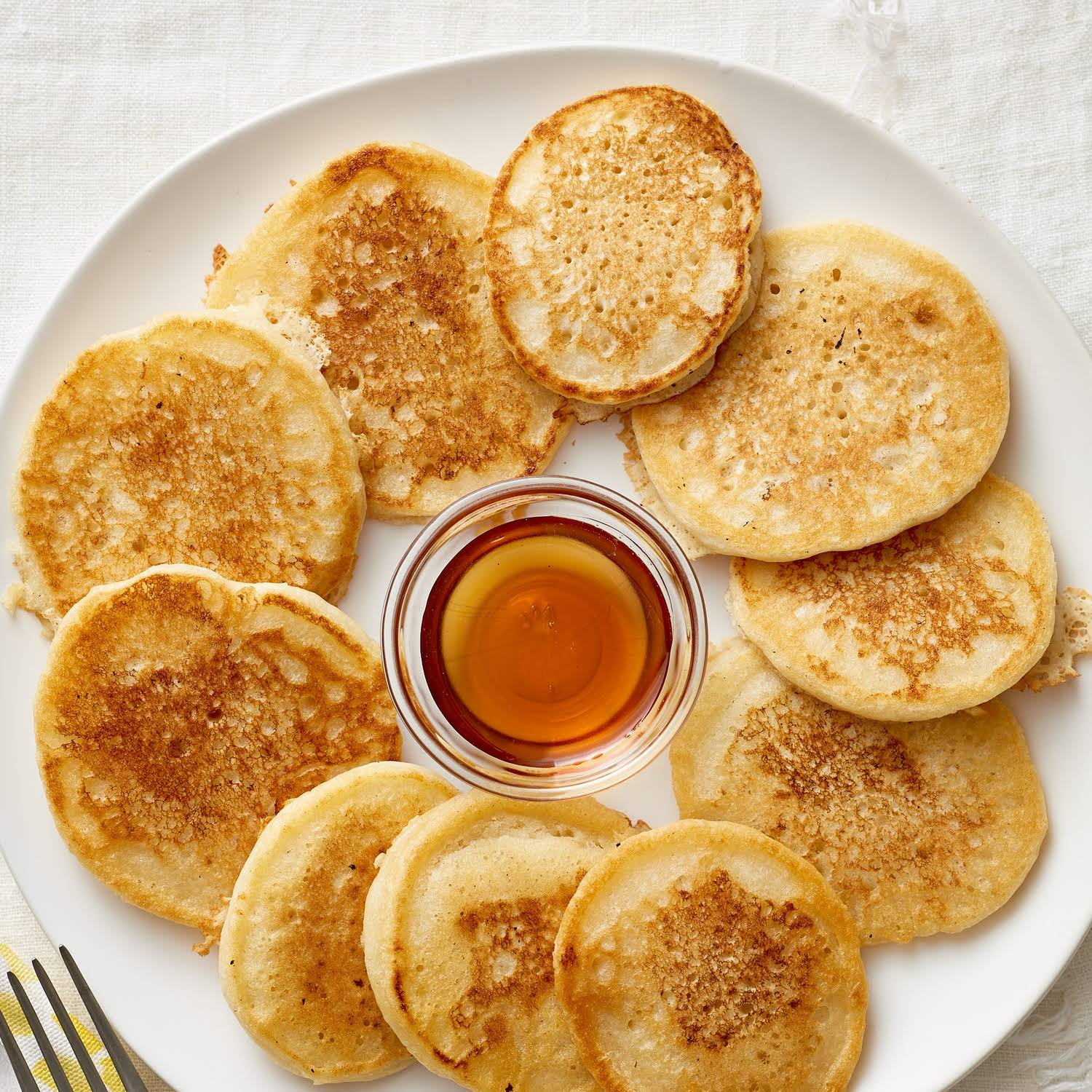 Fluffy Pancakes without Milk Recipes