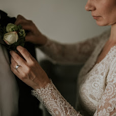 Wedding photographer Fanni Jágity (jgity). Photo of 06.01.2017