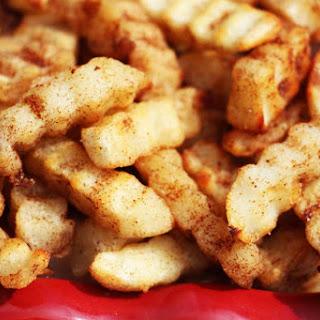 Cinnamon Sugar Doughnut French Fries