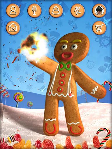 Talking Ginger Xmas Edition image | 18