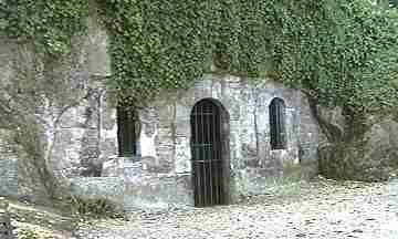 photo de Angoulême : Grotte Saint-Cybard