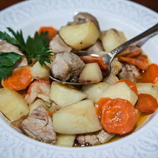 Oven-Baked Stew.