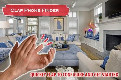 Clap Phone Finder - náhled