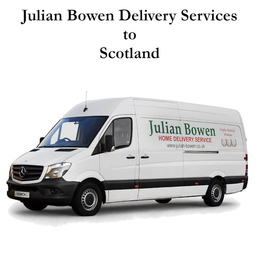 Julian Bowen Delivery to Scotland