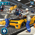 Car Maker Auto Mechanic Car Driving Simulator Game icon