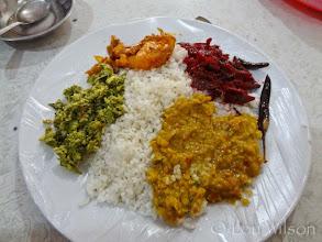 Photo: Sri Lanka Plate Tangalle