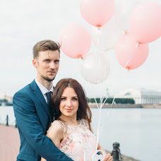 Wedding photographer Aleksandra Kudrina (girlweb). Photo of 30.07.2018