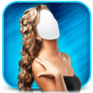 download Woman Hair Style Photo Montage apk