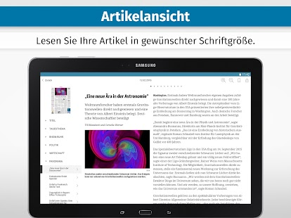 WP ZEITUNG DIGITAL- screenshot thumbnail