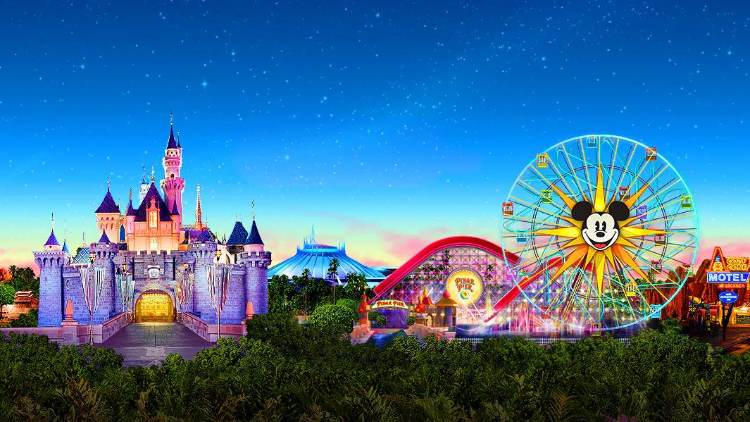 Wonderful Disneyland Trip
