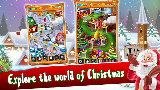 Christmas Solitaire: Santa's Winter Wonderland filehippodl screenshot 22