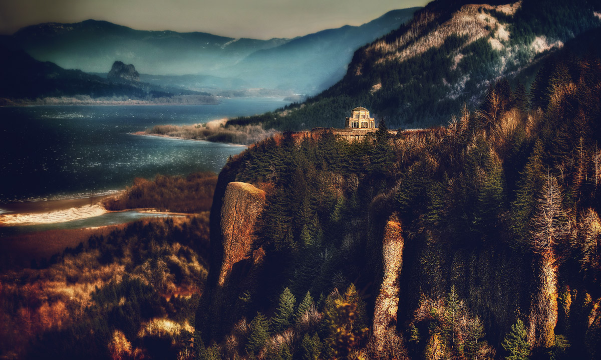 Photo: The Vista House of Dreams  ©Karen Hutton - Creative Commons (CC BY-NC 3.0)
