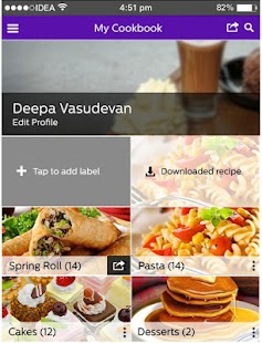Sify bawarchi indian food recipes android apps on google play sify bawarchi indian food recipes screenshot thumbnail forumfinder Image collections