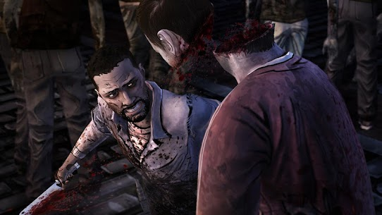 The Walking Dead: Season One App Download For Android 7