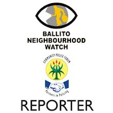 Ballito Neighbourhood Watch Reporter Download on Windows