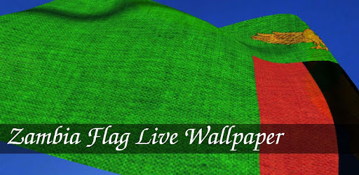 3d Zambia Flag Live Wallpaper Programme Op Google Play