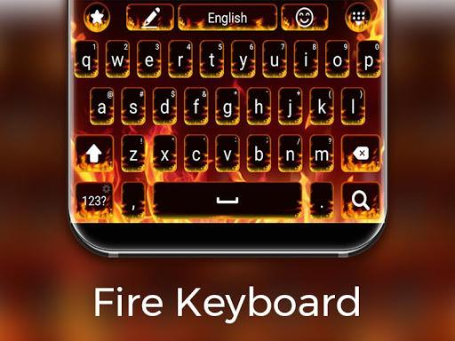 Fire Keyboard 1.0.19 screenshots 2