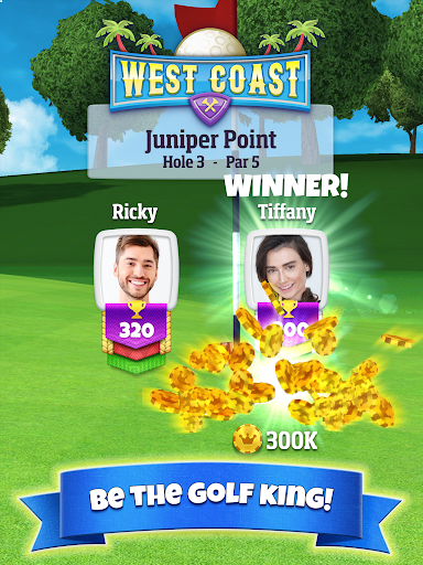Golf Clash - screenshot