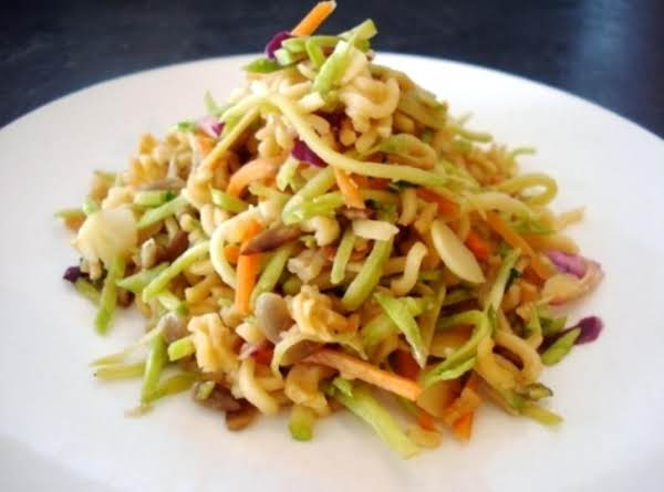 Asian Cole Slaw Recipe