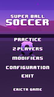 Super Ball Soccer - náhled