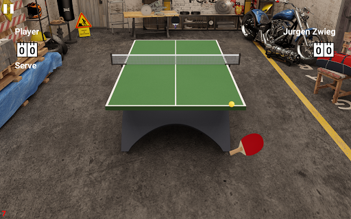 Virtual Table Tennis screenshots 17
