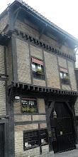 Photo: 11h Maison Portalon (ou porte de chêne depuis sa création)