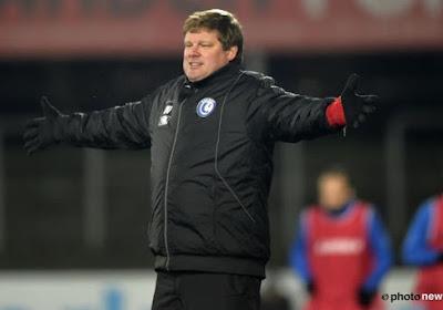 """Vanhaezebrouck: """"Le meilleur match de Gand depuis des années"""""""