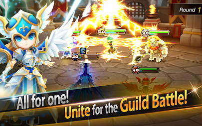 Summoners War APK screenshot thumbnail 20