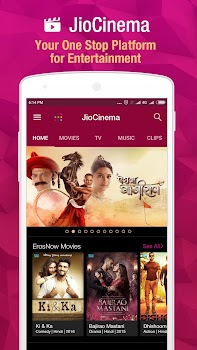 JioCinema: Movies, TV, Music
