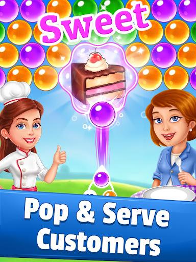 Pastry Pop Blast - Bubble Shooter apkpoly screenshots 8