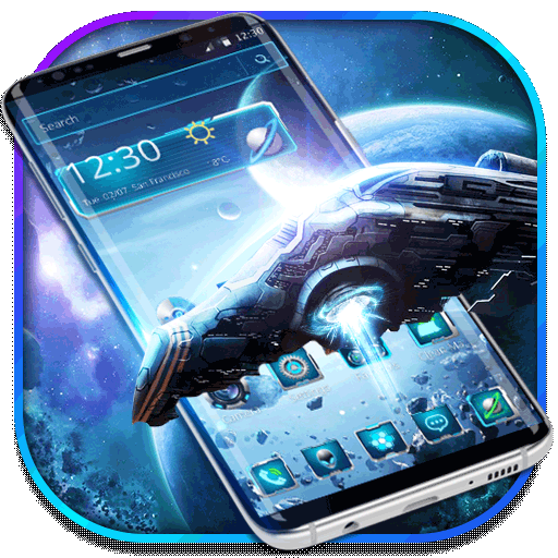 Space Technology Theme